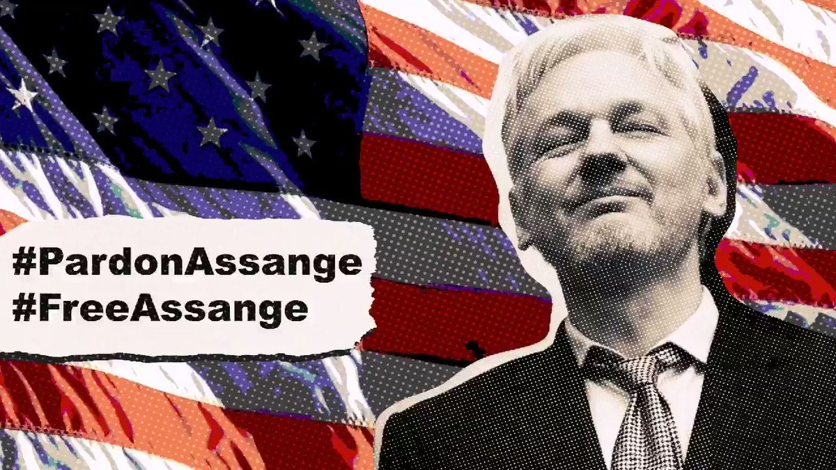 The case for why #Assange should be pardoned from a Republican perspective.  #PardonAsssangeNOW #FreeAssangeNOW