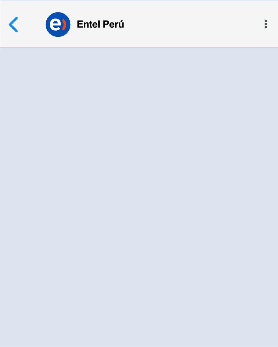 La app de la que todos hablan es ILIMITADA para ti gracias a Entel. Si eres cliente Postpago o Prepago descarga Telegram y úsala ilimitadamente desde hoy 😜. Revisa nuestros planes aquí: