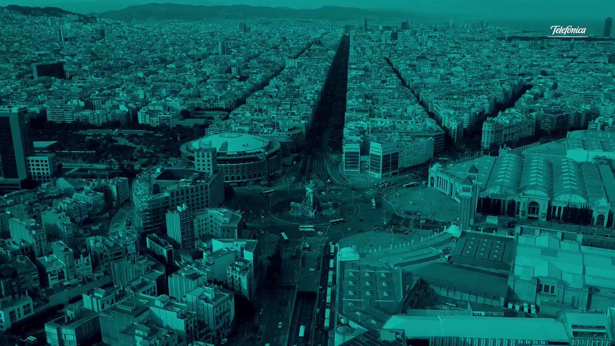 Esta semana cerramos la venta de la división de torres de @Telxius a @AmericanTowerUS 🗼