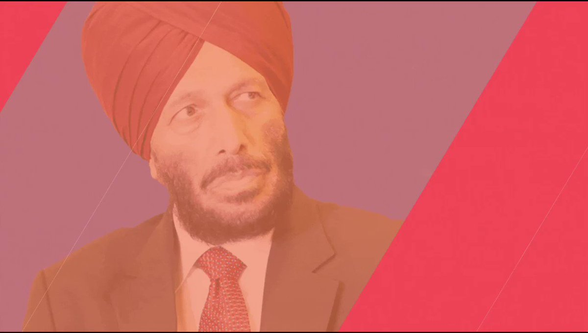 In episode 6 of Baatcheet, The Living Legend, Milkha Singh says that if we set our mind & heard in order to achieve something, nothing can stop us. Watch to #GetInspired 💫  #baatcheet #theflyingsikh #livinglegend #prideofindia #achieveyourgoals #nevergiveup #inspirationalwords