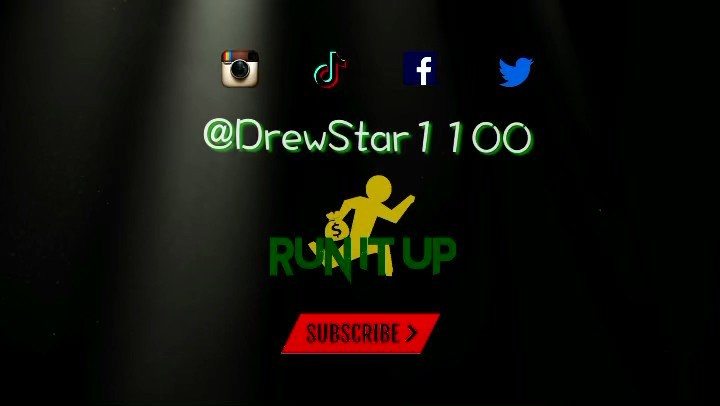"Tag a artist that would rip this beat‼️💯 ""Run It Up"" instrumental prod by @drewstar1100 on our #youtubechannel LINK  🔥   #Musicproducer #trapbeats #beatmaker #dmvarea #runitup #dmv #instumental #WednesdayMotivation #wednesdaythought"