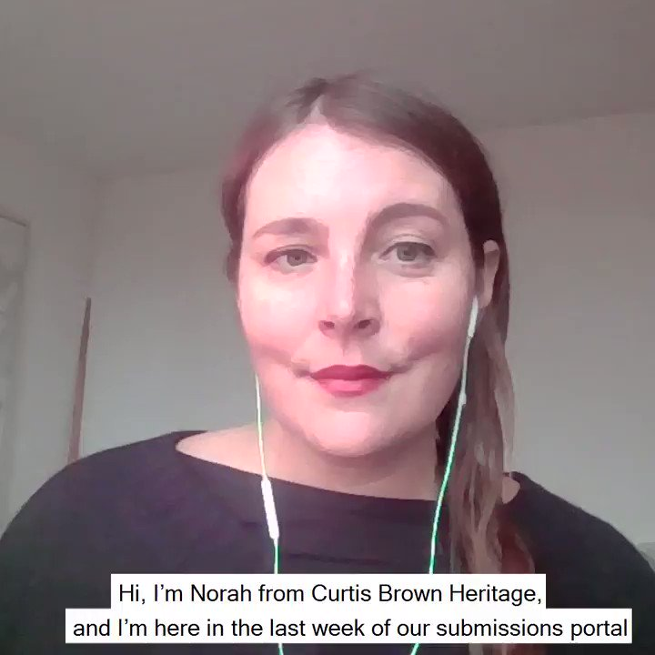 Just 3 days left to enter the #DiscoveriesPrize! 📖🖋️ @WomensPrize @NatWestBusiness @CBGBooks  If you're an unpublished female writer based in UK/IE we want to hear from you. Here's some advice from @CBGHeritage agent @norahperkins to inspire you...