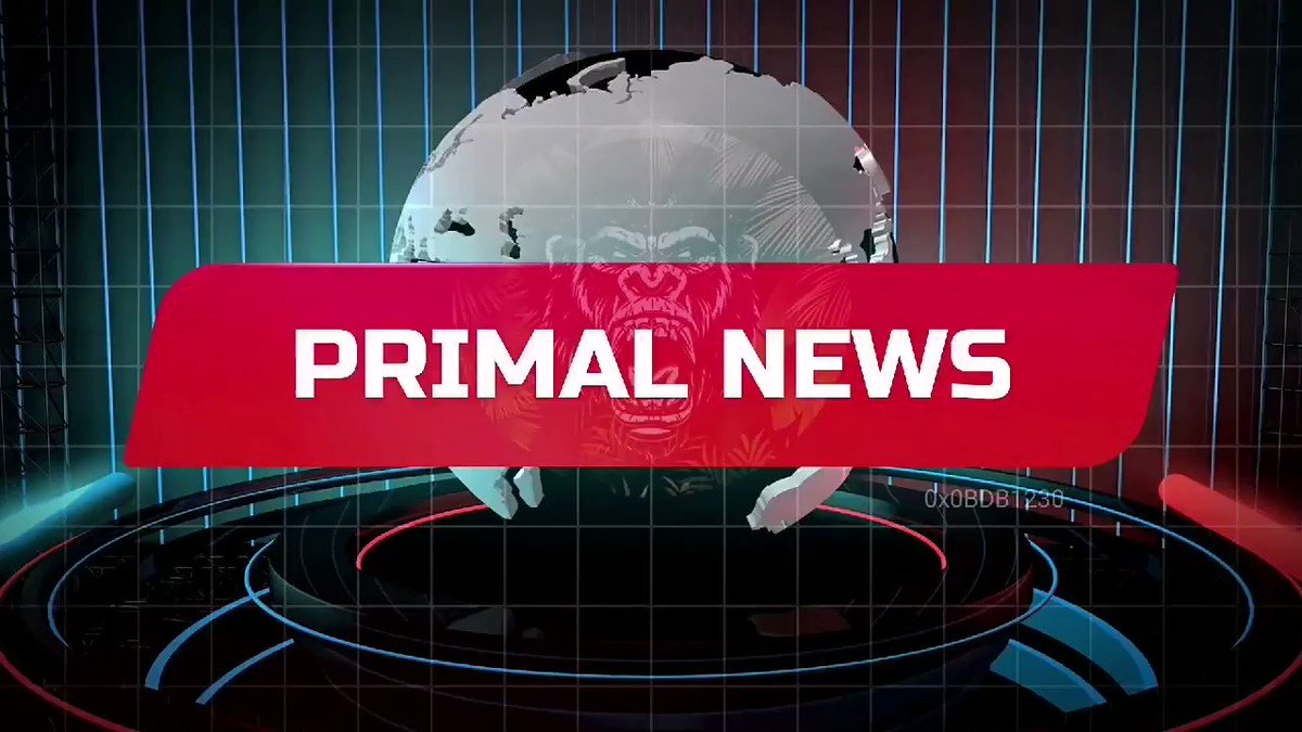 Primal news is coming to a screeb near you soon, find me on @youtube hire me @BBCBreaking #keemstar #youtube #news