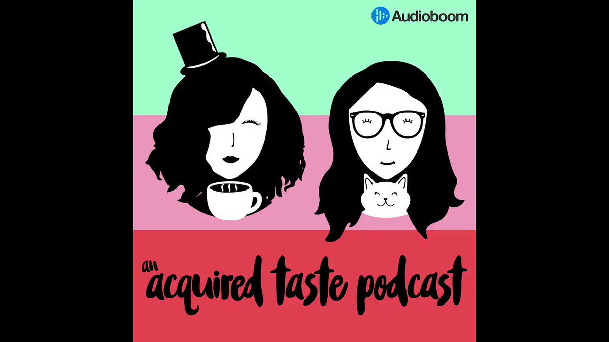 *New Episode Alert!*🎧  We're here to keep you company with tales of Agatha Christie's mysterious disappearance AND 11 everyday foods that will KILL YOU! (Ya dead.)😂 Also, coming attcha with some top-level cheesy cheese jokes.   (Full ep on @ApplePodcasts + @spotifypodcasts.) https://t.co/5Mn5XJwMRp