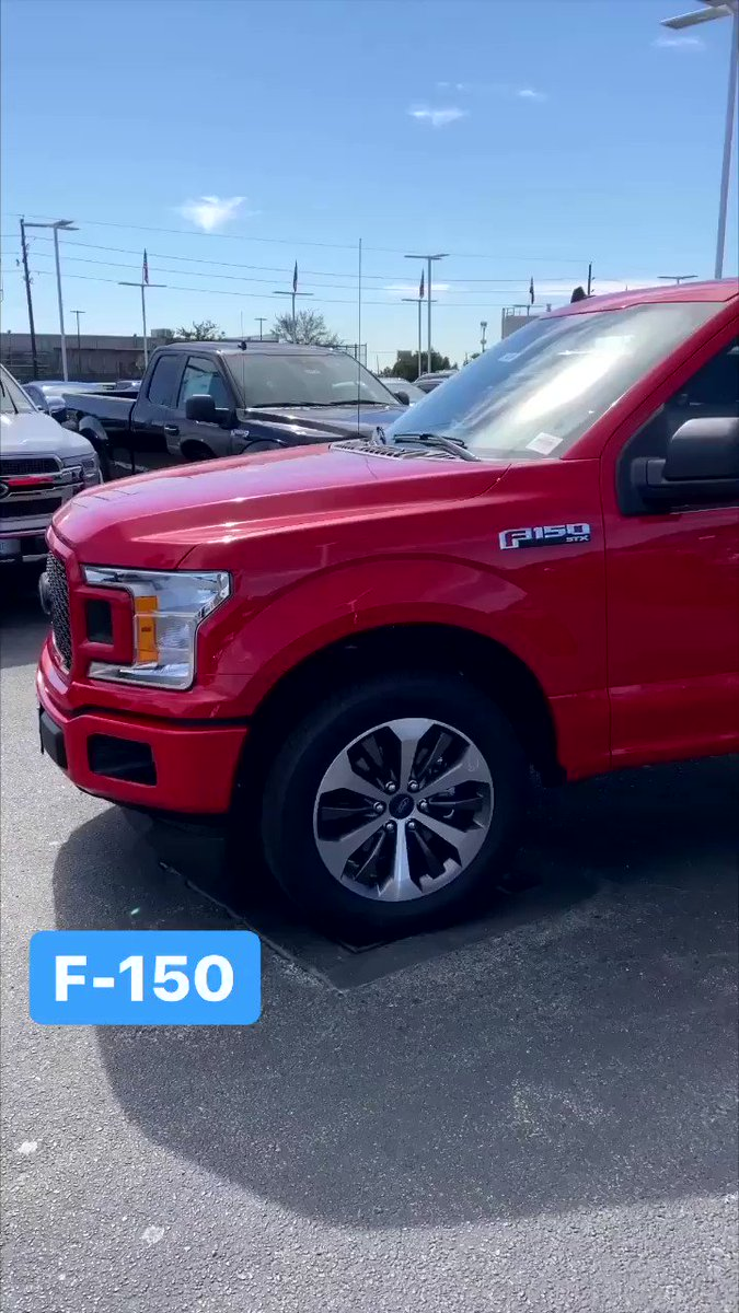 If you had to choose, which one would you pick as your new ride? #NTXFord #Ford #FordTrucks #FordSUV