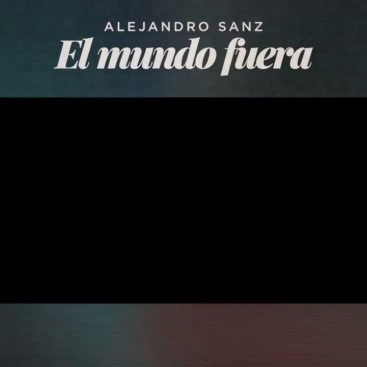 Una película hecha por sus seguidores, con un mensaje bello y sincero. Así es #ElMundoFueraLaPelicula de @alejandrosanz, una obra para ver, reflexionar y emocionarse. ¡DVD ya a la venta!