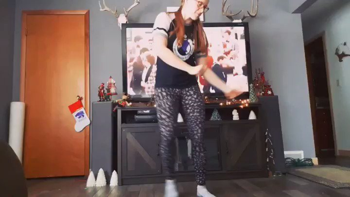 We are dancing to Footloose by Kenny Loggins for day 18! Contact us for support:, Iowa Warmline1-844-775-9276 #30daychallenge #justdance #day18 #dancechallenge #likenooneiswatching #crushcovid19 #inthistogether #covidrecoveryiowa