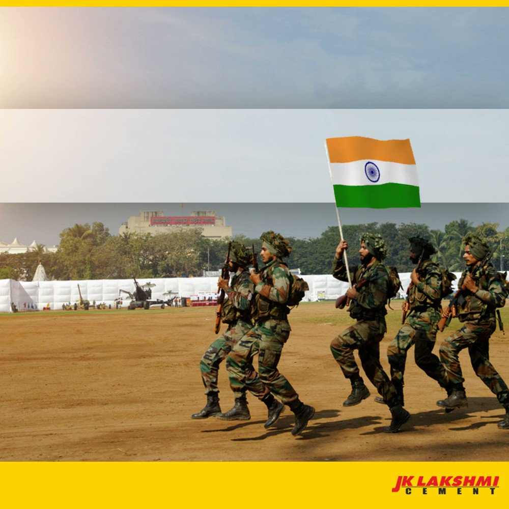 To those who earned us our freedom and to those to help preserve it. We bow down to your courage.  #indianarmyday