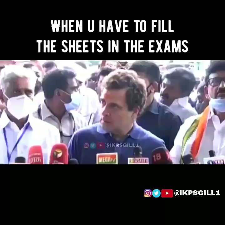 Well not sure about the tamilians but the word suppressed was very much suppressed emotionally and mentally 😂😂 #RahulTamilTour  #Suppress #VanakkamRahulGandhi #Pappu