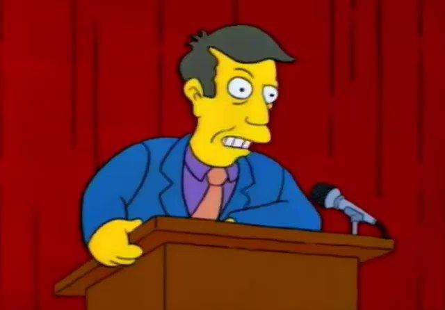 """😯 Curiosidad: Las críticas al reconocimiento de escritura de Apple Newton llegaron hasta la serie animada Los Simpsons, en un acontecimiento reconocido como """"Eat up Martha"""".  4/4  #FelizViernes #IA #InteligenciaArtificial #Apple #Innovación #LosSimpsons"""