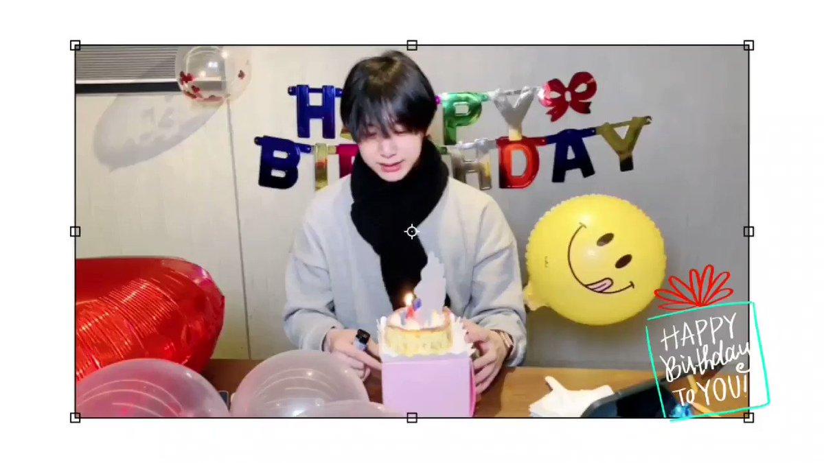 Happy birthday dodo hyungwon🎂 . @OfficialMonstaX #형원이란_다정함이_내린_날 #HAPPYBIRTHDAY #happy_hyungwon_day #happyhyungwonday #hyungwon #monstax #몬스타엑스 #몬베베 #monbebe #chaehyungwon #채형원  #형원