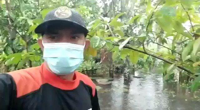 Dapat kiriman WA dari teman di Kalimantan 🙏