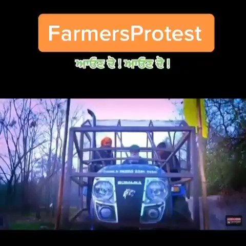 ।। ਬੁਲੰਦ ਹੌਸਲੇ ।।🙏✊ #RepealFarmActsToday #KisanoKiMaanoDushyant #FarmersDemandJustice #KisanNahiToDeshNahi #KisanMajdoorEktaZindabaad #ModiRepealFarmActs #IamWithKhalsaAid #ModiNaukarAmbaniKa #farmersprotest #supportfarmers #BoycottRelianceProducts #Tractor2Twitter #BoycottJio
