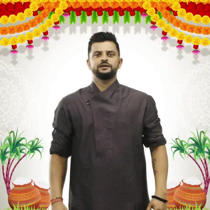 May the celebration of pongal continues to add joy throughout the year.  #happypongal #pongal2021 #festiveseason #festival2021 #joy #success #celebration #BusinessGrowth #UPI #sureshraina #sureshrainafans