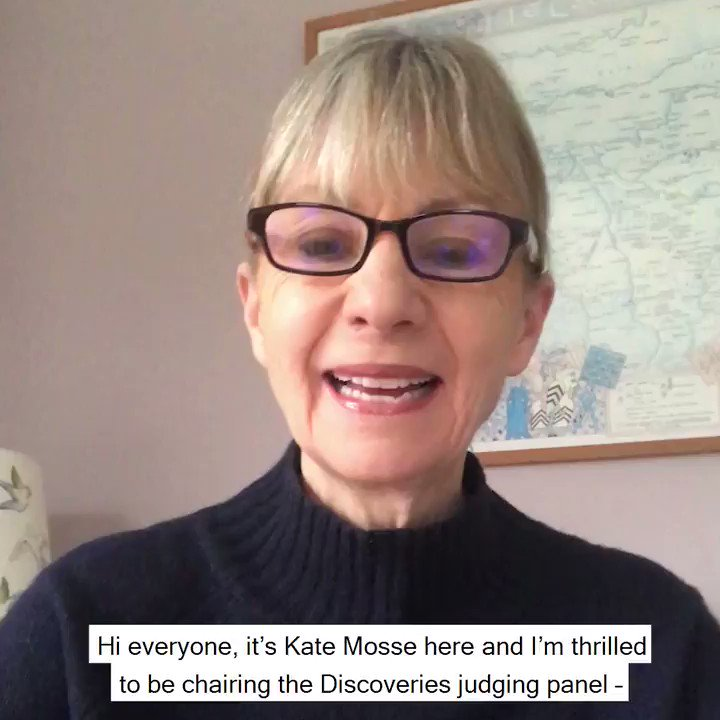 2 days left to enter the #DiscoveriesPrize! @WomensPrize @NatWestBusiness @CBGBooks  If you're an unpublished female writer in the UK/IE we want to hear from you! Here's some advice from chair of the #Discoveries judging panel @katemosse to inspire you...