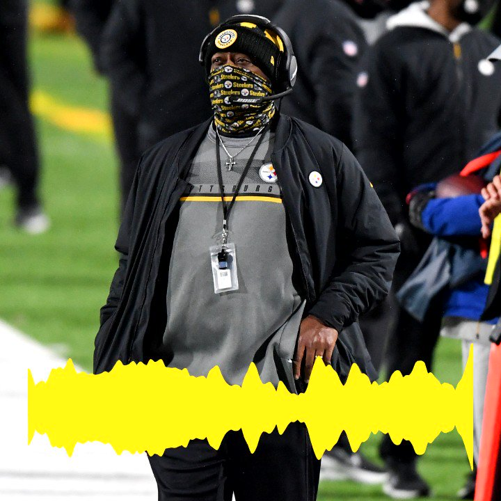 Earlier, @colin_dunlap & @THEChrisMack shared some frustrations with the timing of Mike Tomlin's press conference this week, especially given the moves made to the coaching staff yesterday...