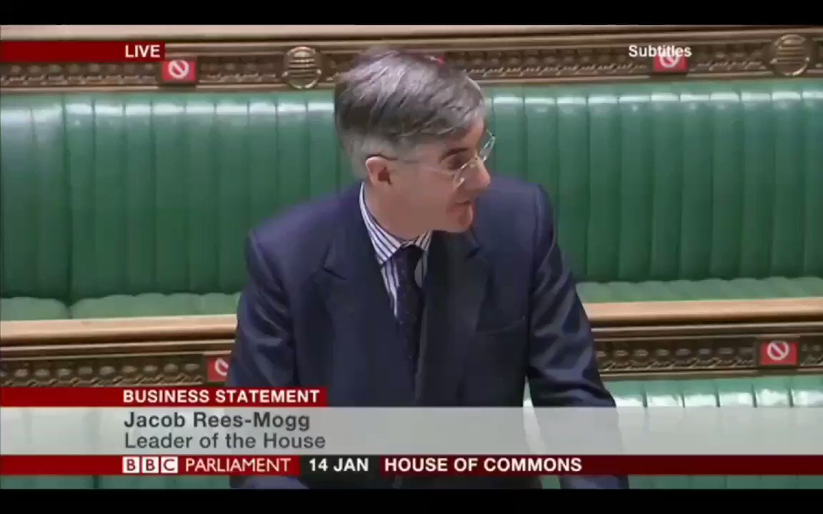 Unsold fish are rotting on docks, seafood companies are hitting the wall, but Jacob Rees-Mogg says what matters is that fish are now 'happier' because they're 'British' https://t.co/9hXS3tKKNn