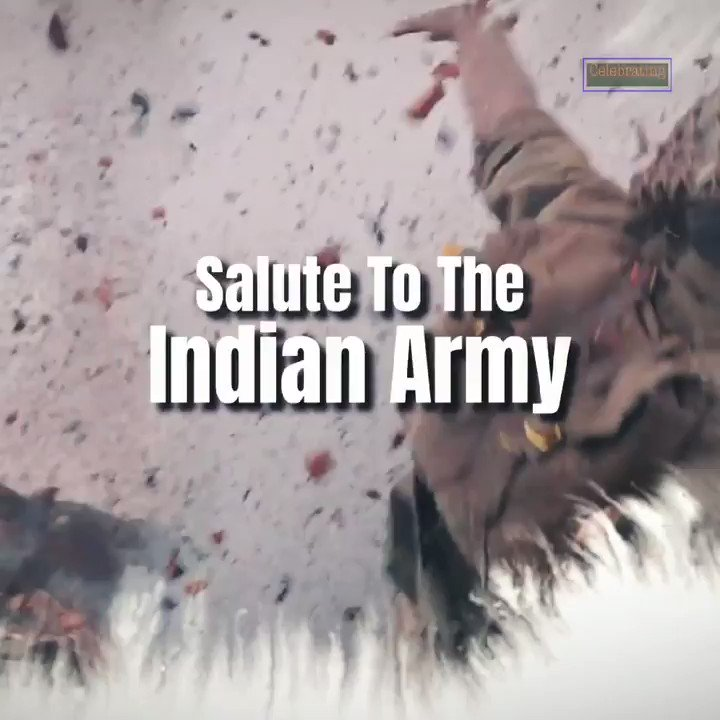 Gratitude and respect for all the bravehearts for their tireless service to the nation and always keeping our heads held high. 🙏 #ArmyDay