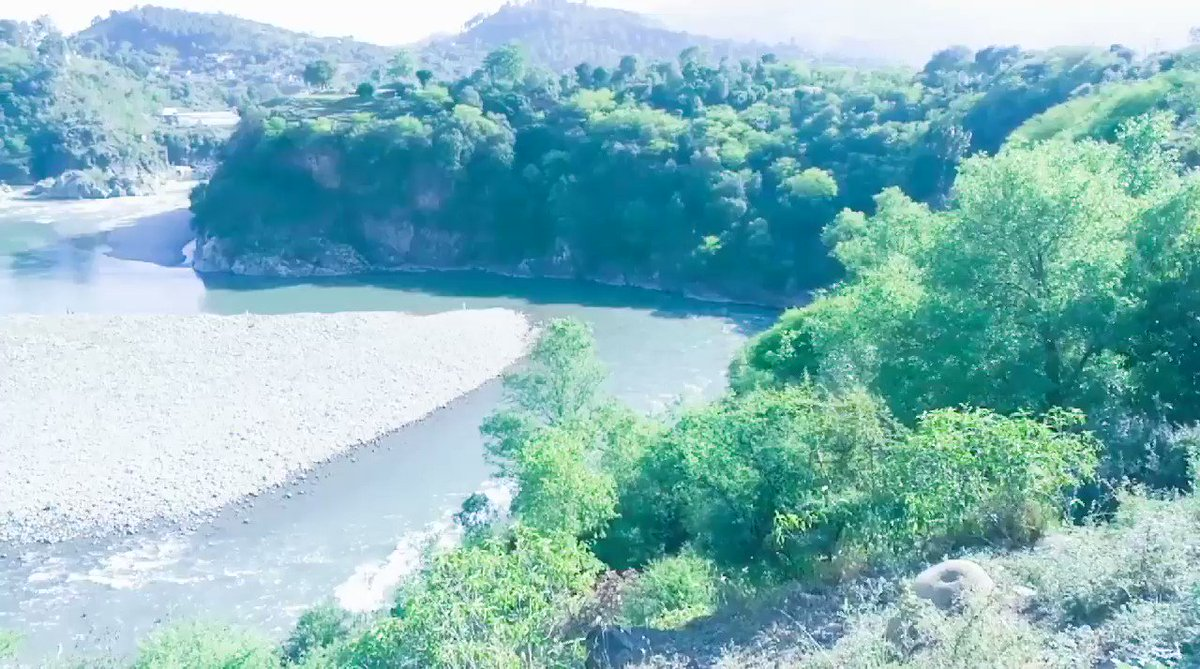 River Rafting inTattapani Pakistan occupied kashmir.❤ LOC. #dprogramthxMewGulf #VakeelSaabTeaser  #SamsungUnpacked #GalaxyS21
