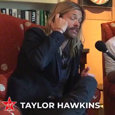 #TaylorHawkins tells us how a @foofighters track comes to life!   Hear more Sunday at 10 PM as Stu Elmore looks ahead at the most anticipated album releases of 2021....   🔊  🔊