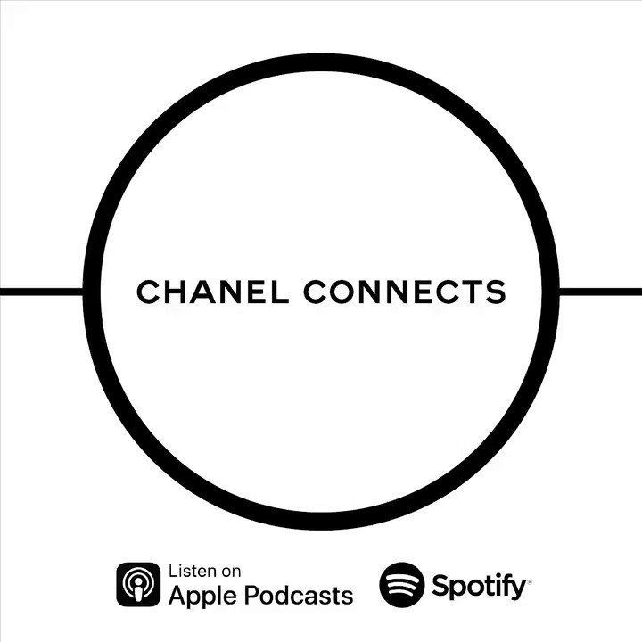 Introducing CHANEL Connects : A new podcast that convenes creative gamechangers for intimate conversations about what's new and next in arts and culture.   Listen now wherever you get your podcasts or   #CHANELConnects #CHANEL