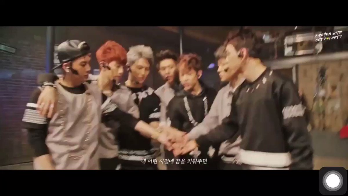 i am still waiting for the time when i will finally be able to see and hear this personally 💚 GOT7 JJAI!  #7YearsWithGOT7  #갓세븐_7주년_고마워 #갓세븐포에버_아가새는어디안가 #GOT7