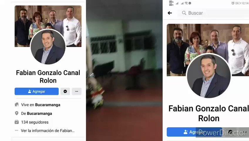 ¡No paran los escándalos en Bucaramanga!  En esta ocasión, Comisario de Familia del barrio La Joya golpea con una  fuerte cachetada  a una señora, por querer grabar la forma grosera como atendía este funcionario.  #Bucaramanga