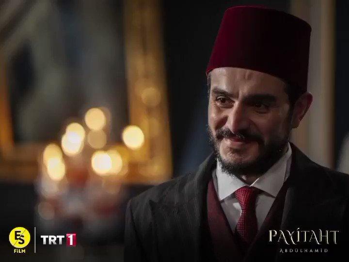#PayitahtAbdülhamid yeni bölüm için son 1 saat!