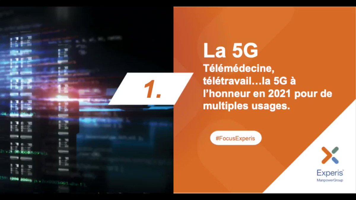 Image for the Tweet beginning: #FocusExperis Le #CES2021 s'est achevé