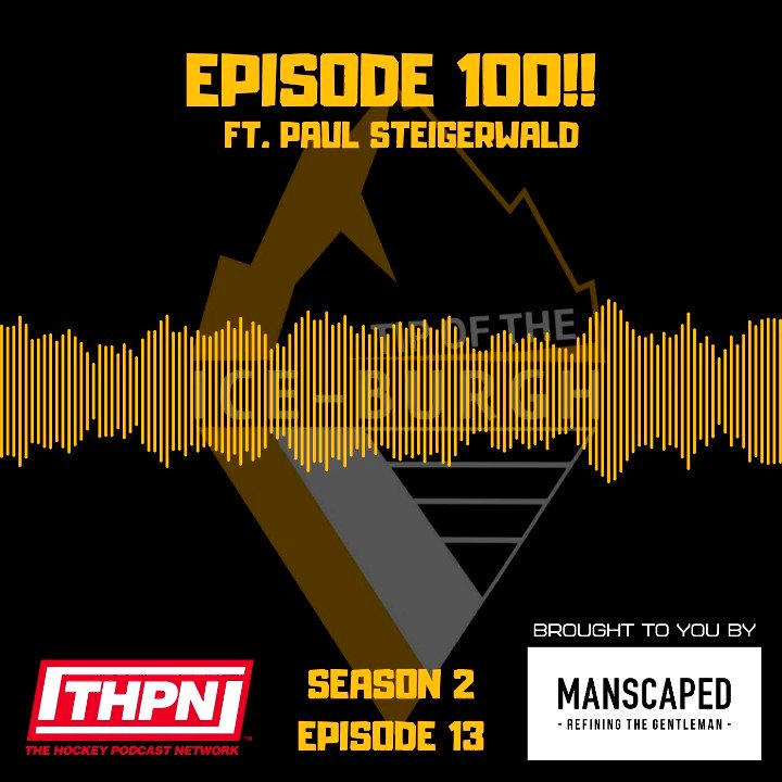 Our 100th Episode featured an interview with Paul Steigerwald where he told us many stories including this one about Jaromir Jagr. Tune in!!    #LetsGoPens #Pens #HockeyTwitter #Podcast #NHL #THPN #HockeyPodcast #TuneIn