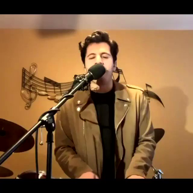 """It's Freddie Friday! Here's @_jgallomusic, #iVoted team member and also talented musician with his cover of #Queen's """"Somebody To Love"""". This performance was one of our faves from our Nov webcast on @watchmandolin 👏👏👏"""