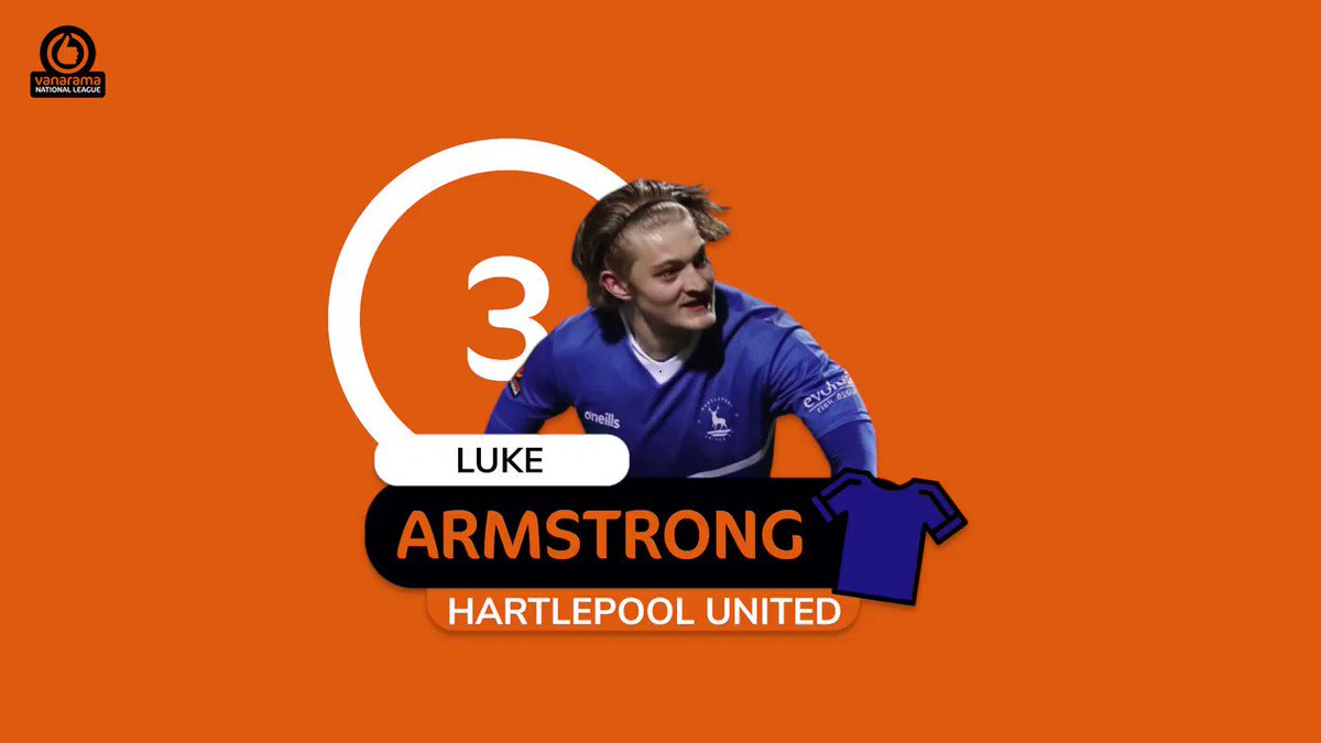 The people have spoken! Luke Armstrong takes the Goal of the Week crown 👑  Let's have another look ⬇️