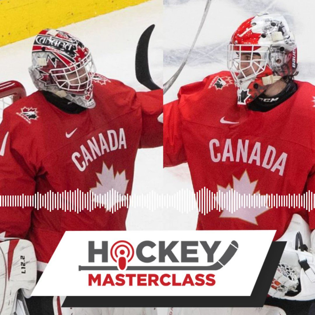 Devon Levi @DevonLevi33 had 2 helmet options for the WJC Finals - personalized custom or represent the overlooked. Which one did he choose and why? Tune in. Apple: apple.co/3dwVrIZ Spotify: spoti.fi/3535ZvD #worldjuniors2021 #TeamCanada #hockey #HockeyTwitter