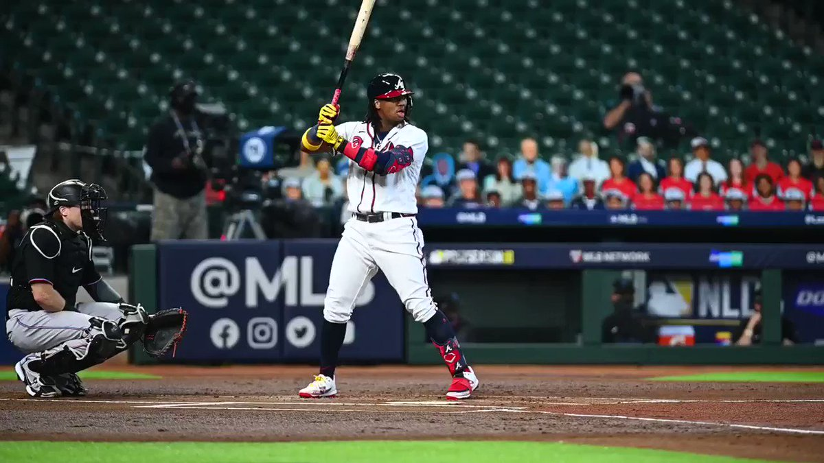 POV: You're picking a young star as the building block of your team. Are you taking Acuña…