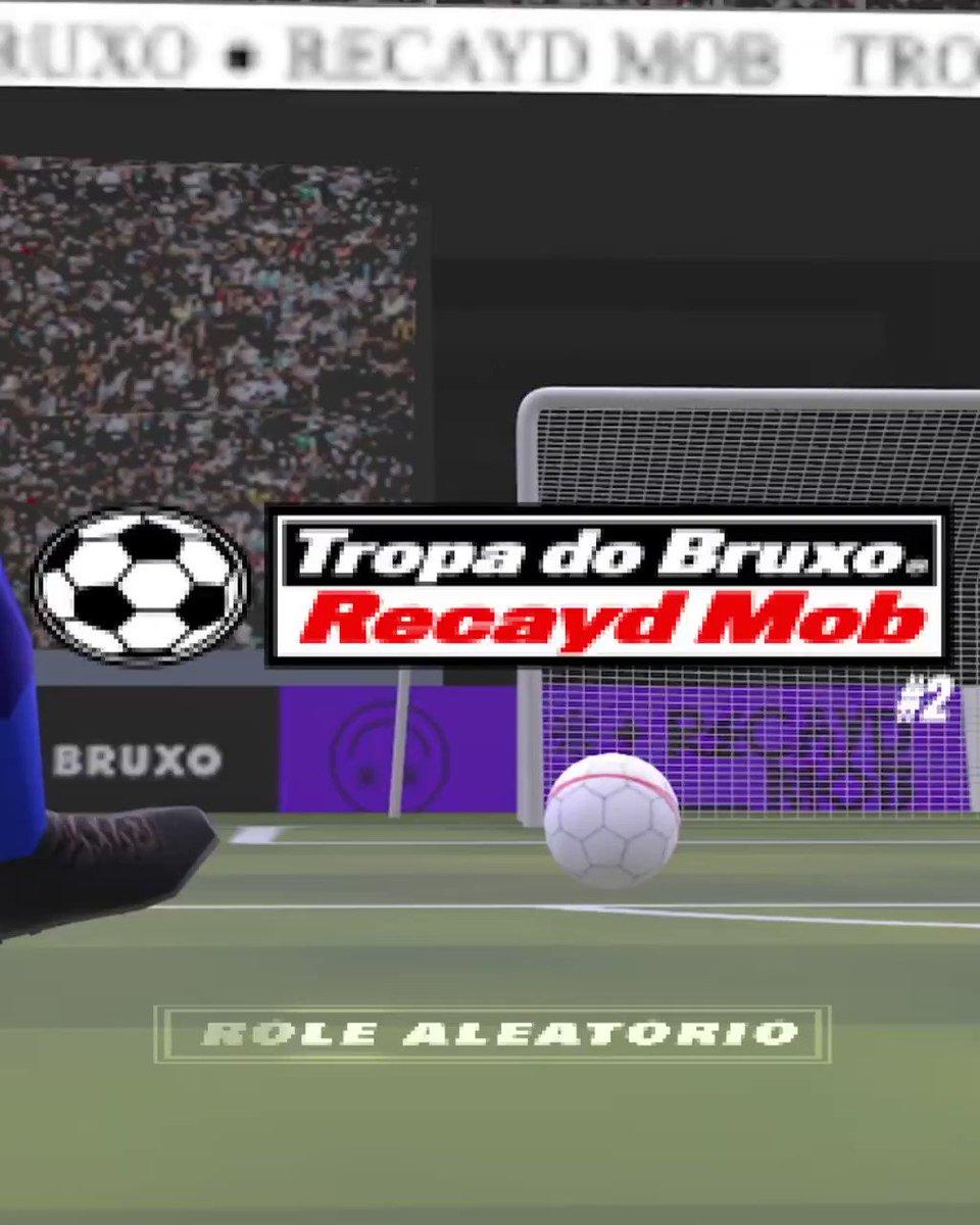 Mais uma da tropa tá na pista! @tropadobruxo_ + @recaydmob Disponível agora no YouTube no canal da tropa 🤙🏾🧙🏾♂️ #VemPraTropa #RolêAleatório