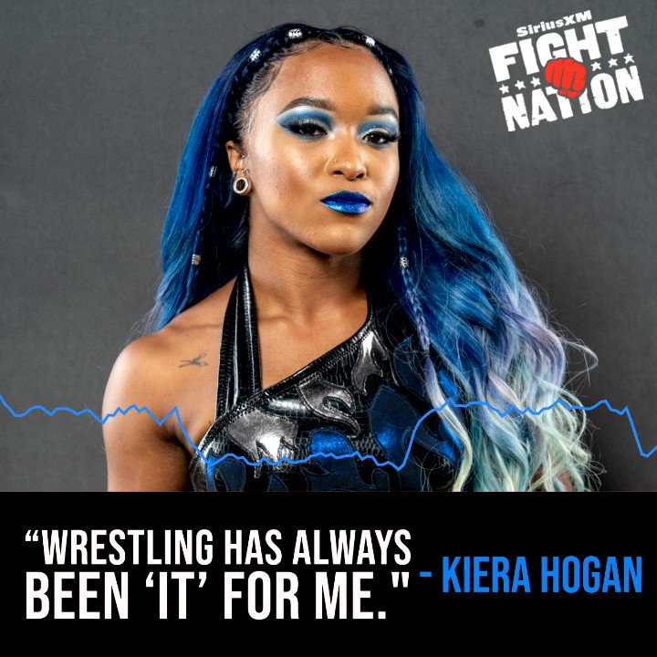 Ahead of her Tag Team Championship match at @IMPACTWRESTLING #HardToKill on Saturday, @HoganKnowsBest3 discusses what drives her the most 👊  @davidlagreca1 @TheMarkHenry @RealTSteelz