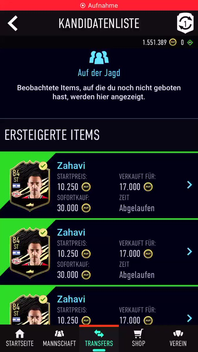 My Invest Today!🔥💰 #FIFA21 #FUT21 #traden #TOTW #investment