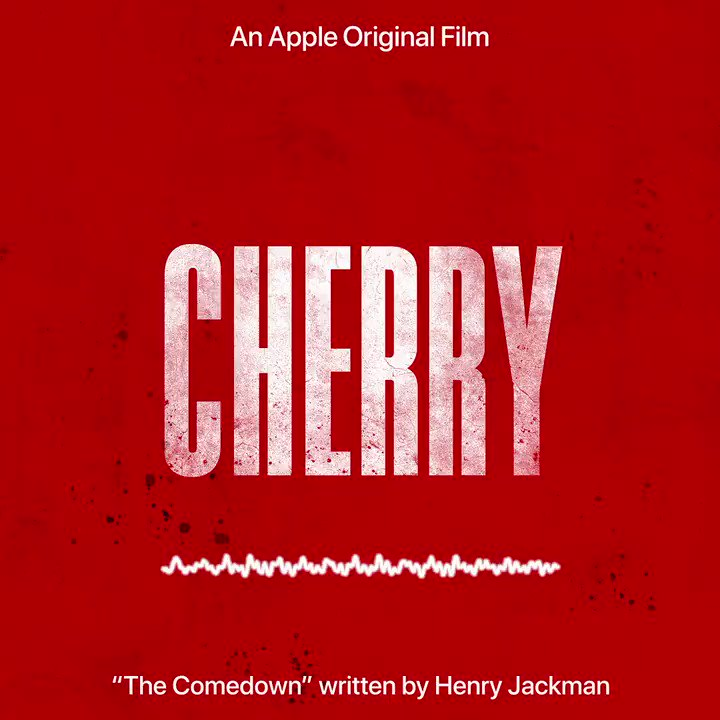 """Henry Jackman's new single """"The Comedown"""" from his incredible score for #Cherry is available now exclusively on @AppleMusic and iTunes.  Check out the hauntingly profound track here:"""