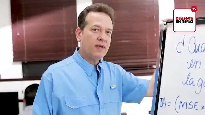 Circula otra vez en redes sociales y grupos de WhatsApp un video explicativo sobre el costo de los combustibles que el ministro de Industria y Comercio y Mypimes (MICM), Víctor (Ito) Bisonó, realizó durante su campaña.   #ElNuevoDiarioRD #Formula #Viral