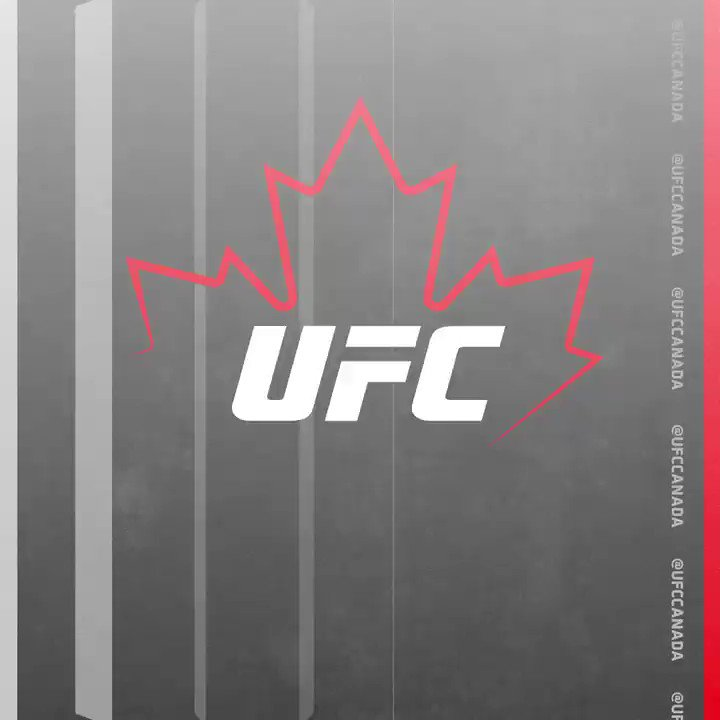 CANADA!! We officially have our very own Instagram account! Don't miss any Canadian UFC content on ANY platform 📱  Check us out:  🇨🇦👊