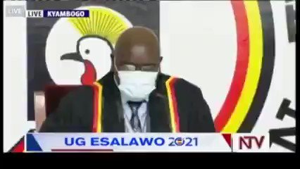 CLASSIC: How they announced the election results in Uganda 🇺🇬