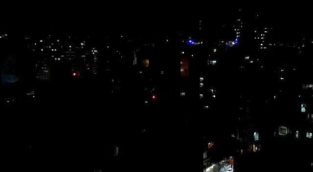 Santa Cecília, centro de São Paulo. #panelaço