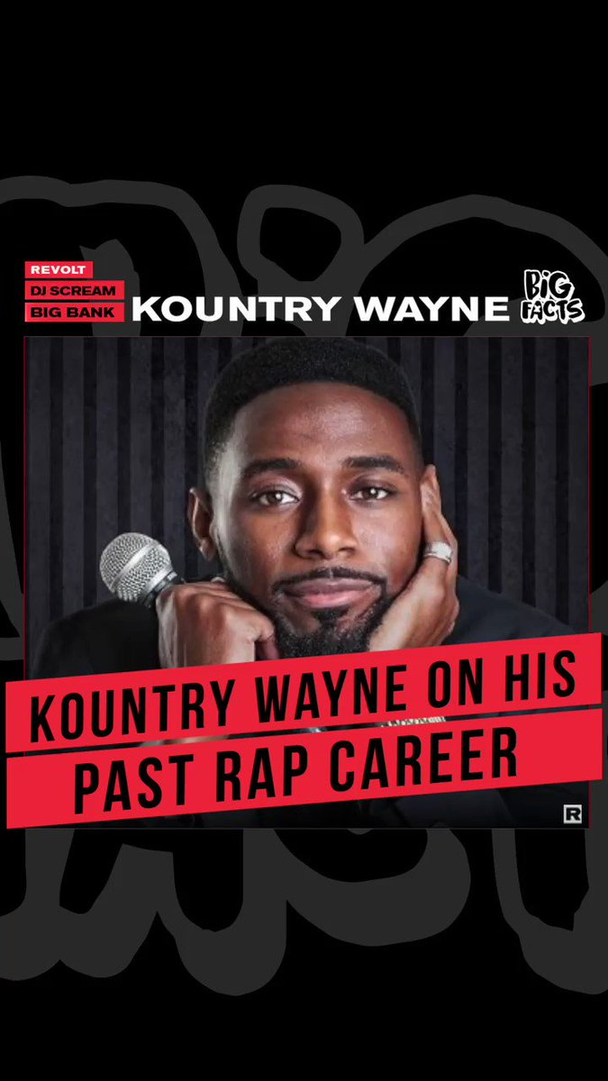 On a new #BIGFACTS, the crew chops it up with @kountry_wayne as he talks about his rap career, hustling during a pandemic, ownership & more 🔥 @BIGFACTSPOD @BABYJADE1 @DJSCREAM @BigBankDte   Watch now 👇🏿
