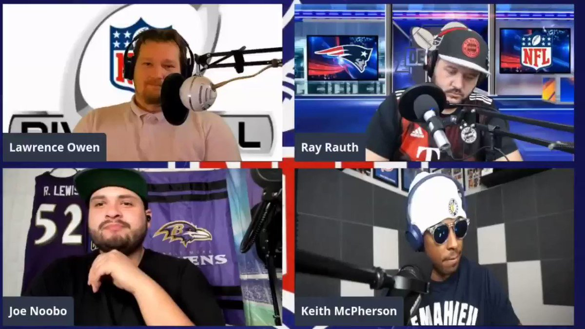 #NFL #DivisionalRound Preview/Predictions!  I am joined by : @NFPodcastLive , @dpn_ray , and @Keith_McPherson as we discuss the: #Rams - #Packers #Ravens - #Bills #Browns - #Chiefs #Buccaneers - #Saints  Great show! Click the link to watch the entire show!