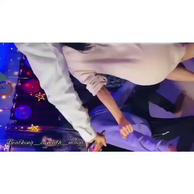 Had tears of joy seeing this mallika happily grooving dancing having fun my angel is happy I'm blessed to see this i miss sumedh sooo much ... #1mdilonkimallika #kartikeymalviyalovers #mallikasingh #mallikanslovemallika  #kartikeymalviyafans  #kartikeyans  #mallikamyangel