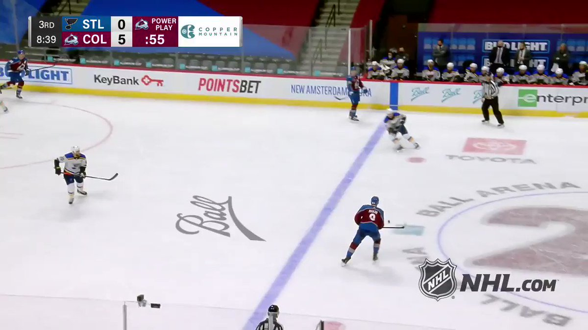 Nathan MacKinnon (@Mackinnon9) is just ridiculously good at this game. #NHLFaceOff