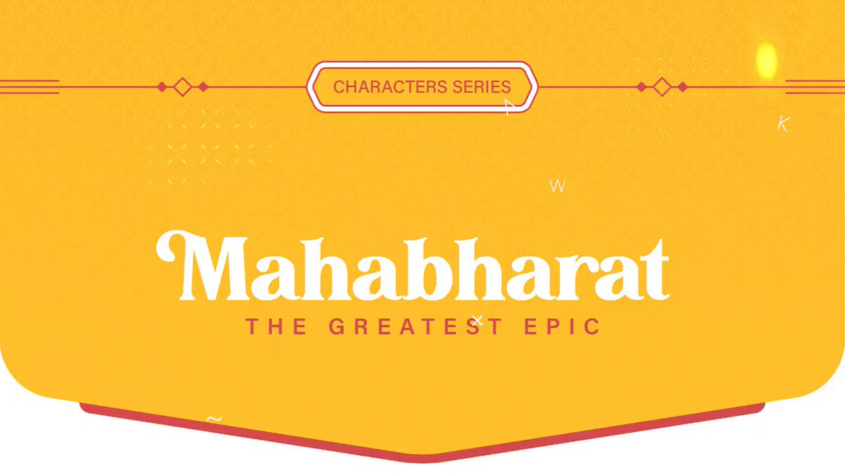 Presenting #Vector #Character Series of The #GreatestSanskrit Epic, the mother of all wars, the epitome of all #rivalries, the cauldron of #emotions  #insecurities #jealousies, and power play - #Mahabharat! These Character are available for #sale.