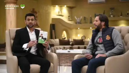- All the best Lala!  You all can order your Hopecare Hygiene Kit today from   #Hopecare #International #Health #Safety #ShoaibMalik #ShahidAfridi  @SAfridiOfficial @TEAM_AFRIDI @hopecare10 #Cricket #StaySafe #StayHealthy #Pakistan