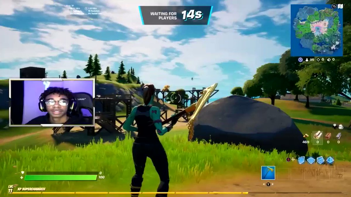 Got my first sub(s) on stream today! This is my reaction! Thank you so much @eleontn #gaming #streaming #TwitchRecap #Livestream #Fortnite