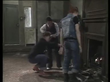 Things have become so desperate, that Neil decides to write to his bank manager #TheYoungOnes